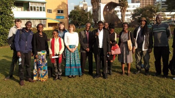 Late lunch talk: Building Shared Futures - a Bristol-Nairobi partnership