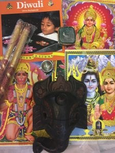 School box: Hindu Faith & Diwali Festival