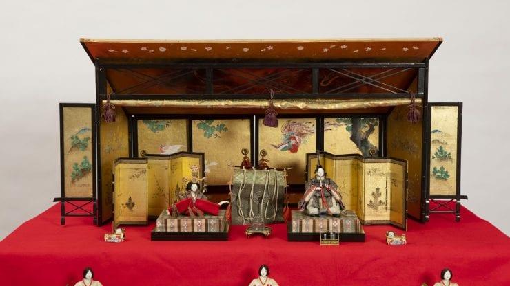 Lunchtime talk: Japanese Dolls Festival
