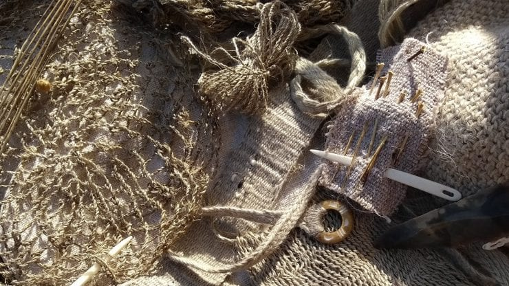 An introduction to prehistoric textiles
