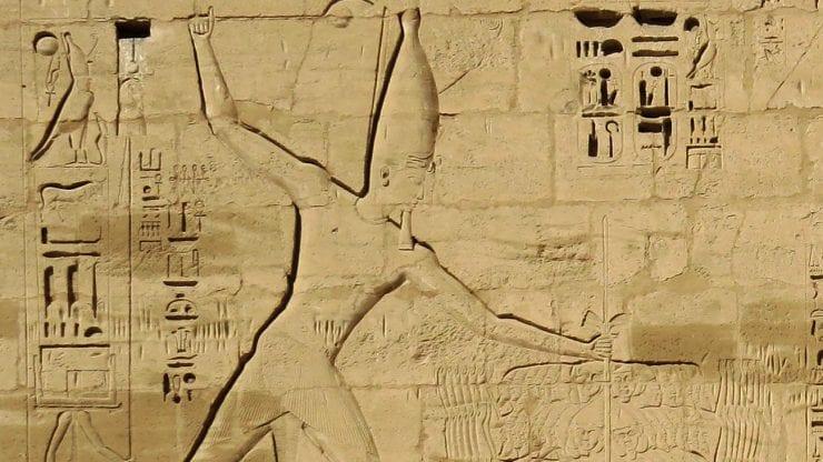 Rameses III: King of Egypt