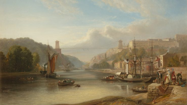 Late lunch talk: The Bristol School's local landscapes