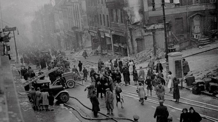 Witnessing the war: The Bristol Blitz