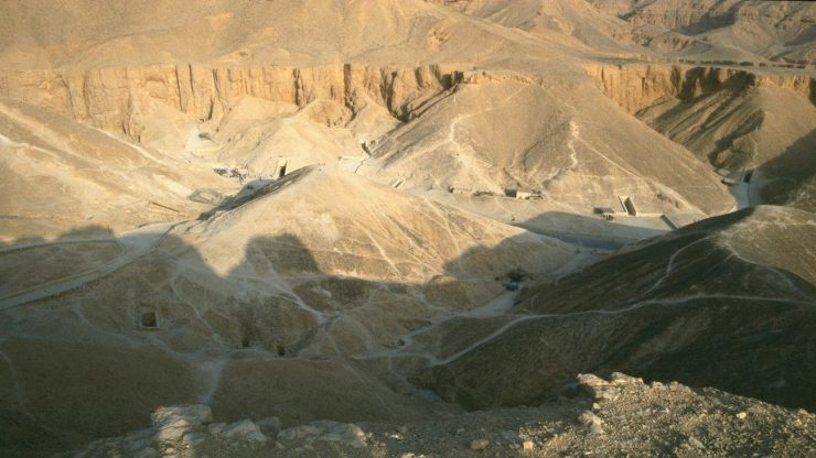 Archaeological study sessions: The Valley of the Kings