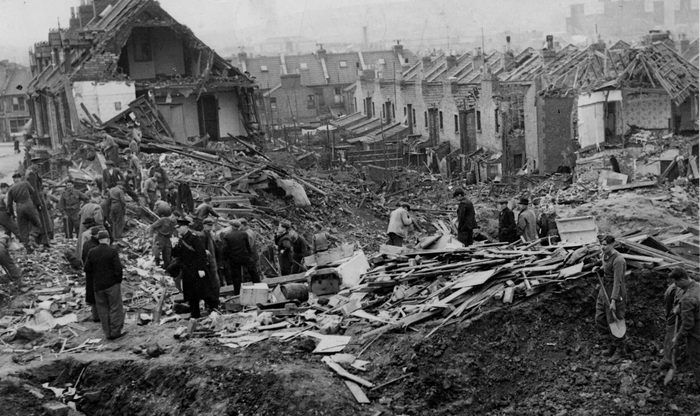Home Educator webinar: Sounds and sights of the Bristol Blitz