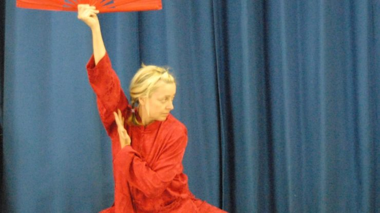 Lunar New Year: Adult Chi Kung workshop - welcome in the Year of the Ox