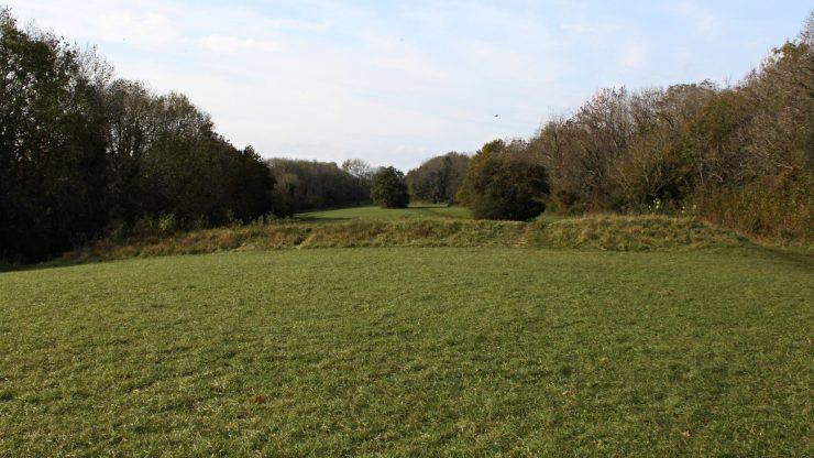 Archaeological walk: The Blaise Estate
