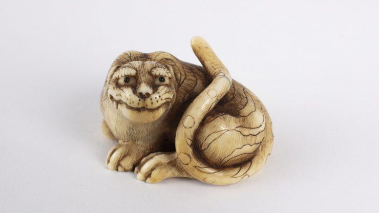 Netsuke: Miniature masterpieces from Japan