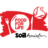 Soil Association 'Food for Life' logo