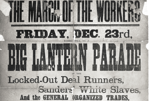 Class war in 1892: Bristol dockers and Black Friday