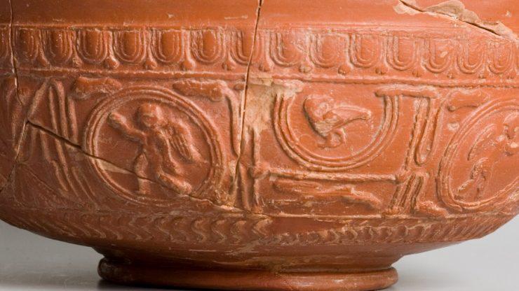 Tea-time talk: Roman Sea Mills