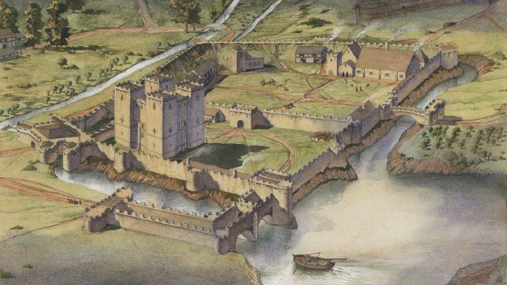 Tea-time talk: Bristol Castle