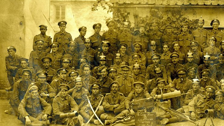 Black History Month: Black Poppies in south-west England? Black and Asian experiences during World War One