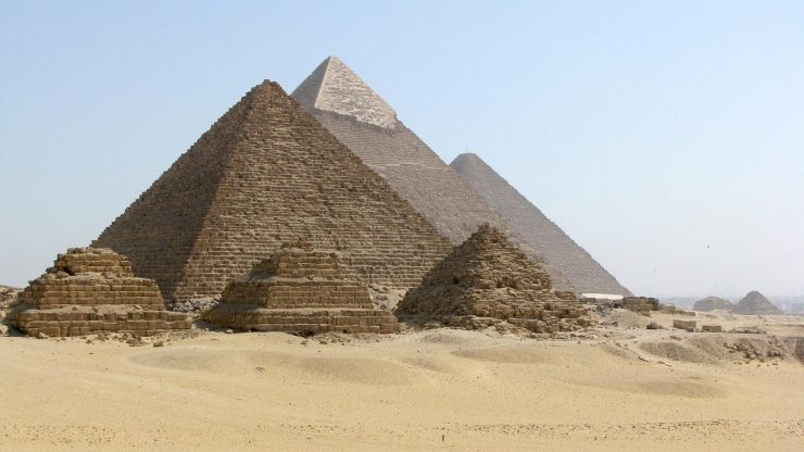 Archaeology study sessions: The pyramids of ancient Egypt
