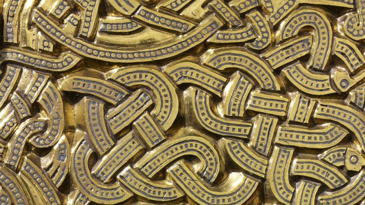 Archaeology online: The world(s) of Sutton Hoo